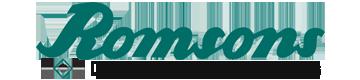 Romsons-logo